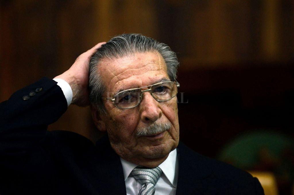 Fallece Efraín Ríos Montt a los 91 años