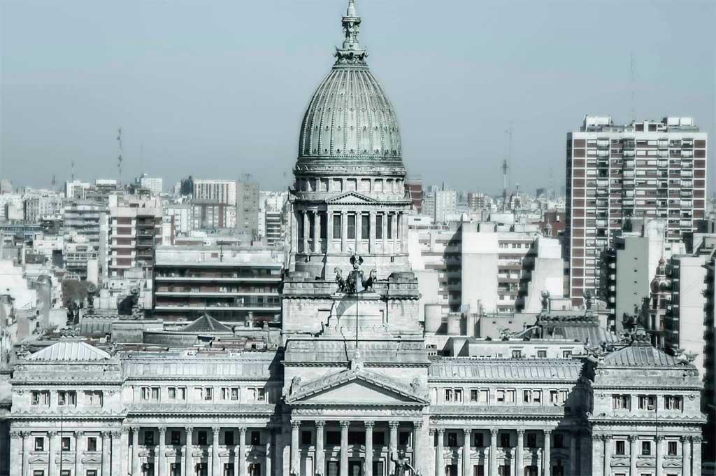 El Congreso se enfrenta a una decisión clave en el futuro de la sociedad argentina Crédito: Archivo