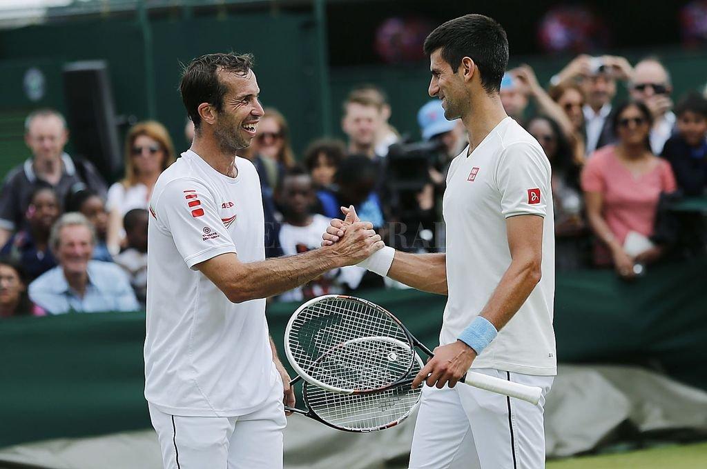 Novak Djokovic y su entrenador Radek Stepanek pusieron fin a su relación profesional.  Crédito: Internet