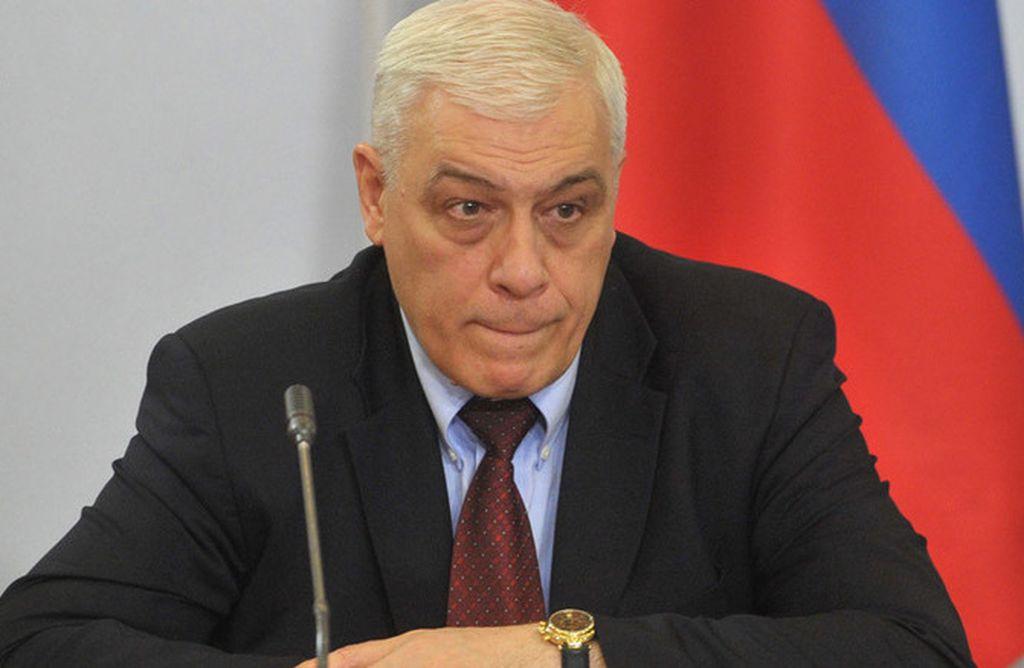 Evgeny Buzhinsky, exmiembro del Estado Mayor ruso. Crédito: Internet