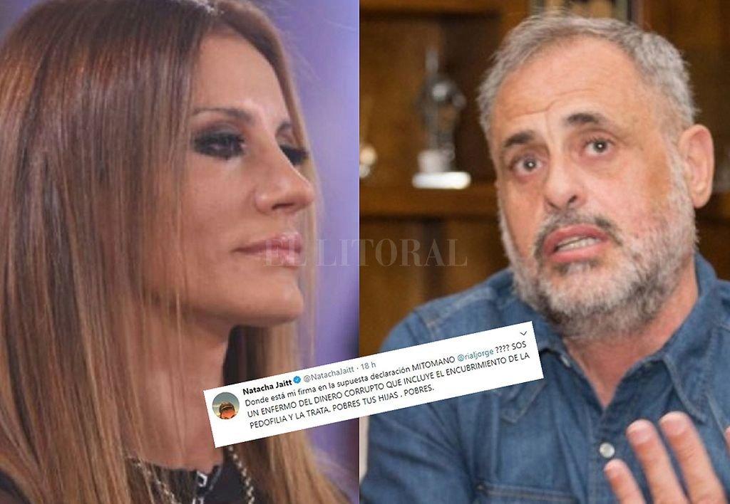Morena Rial destrozó a Natacha: