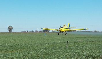 Se conformó el Grupo de Trabajo Interministerial sobre aplicación de fitosanitarios