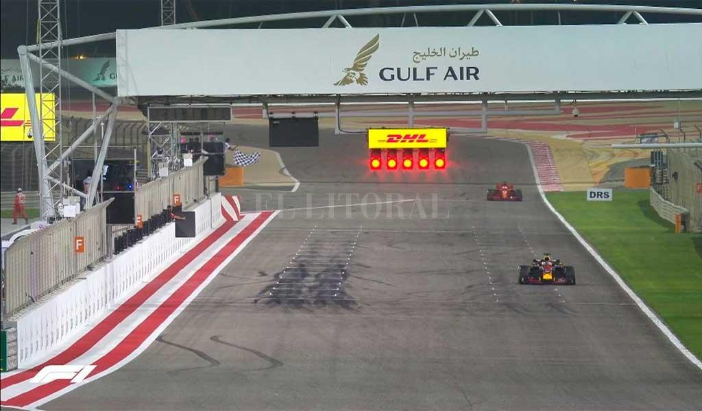 Vettel consigue la pole position en Bahrein — Fórmula Uno