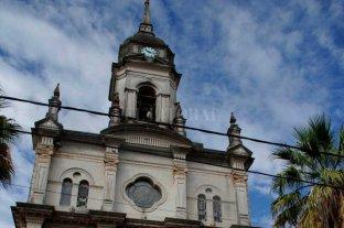 El templo de la Inmaculada necesita arreglos en sus muros y en el ingreso