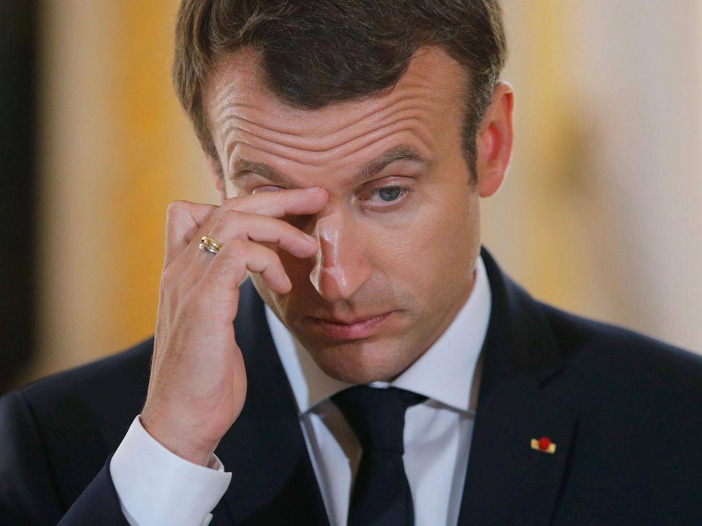 Preocupación en Francia. Crédito: Internet