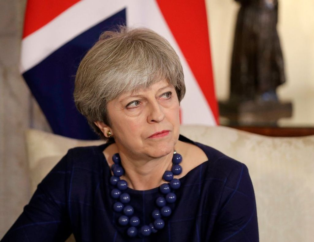 Theresa May. Crédito: Reuters