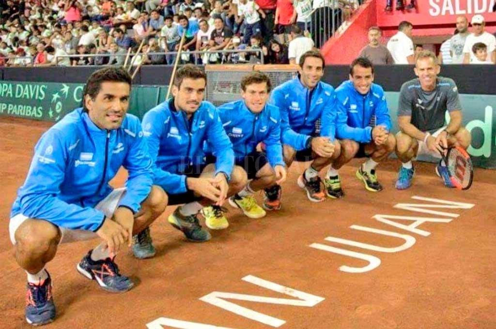 Crédito: Asociación Argentina de Tenis