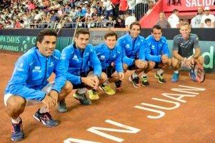 Copa Davis: Argentina recibirá a Colombia