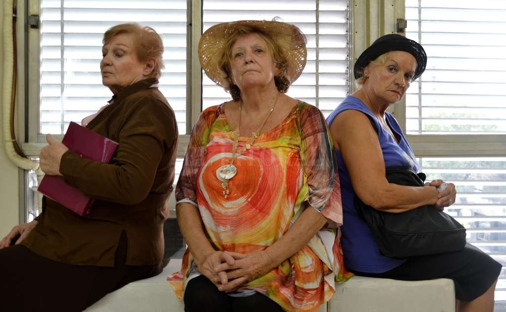 """""""El proyecto nace como una iniciativa de las actrices que me convocan"""", explicó el director. En la búsqueda de obras para llevar a escena, la de Ott resultó elegida. <strong>Foto:</strong> Gentileza Blas Rosas"""