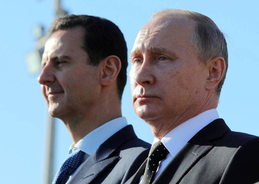 Siria: Ataque de EEUU autoriza a terroristas uso de armas químicas