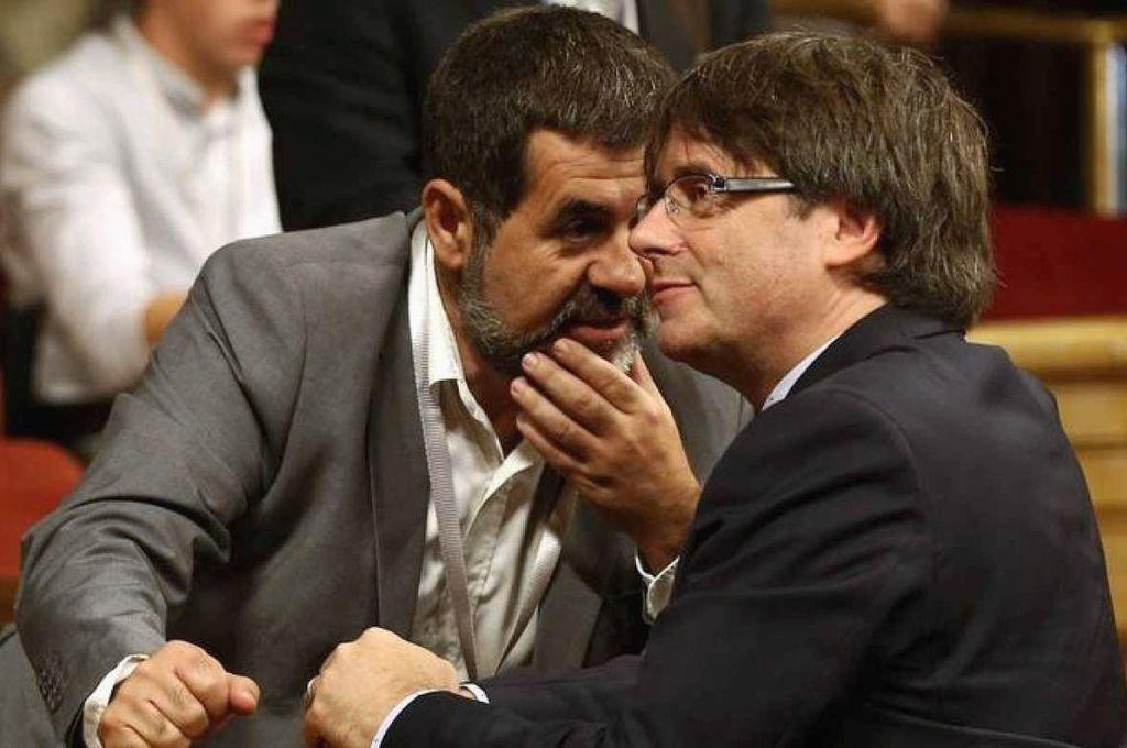 Jefe del Parlamento catalán pide excarcelar a candidato a la presidencia