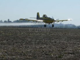 La provincia podría reactivar la reforma a la ley de agroquímicos