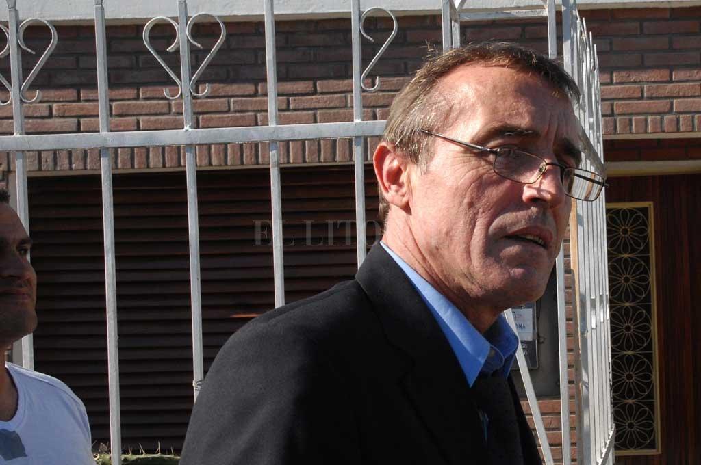 El ex jefe de la Policía ya tiene una condena a seis años de prisión dictada en 2015 y que aún no está firme, por un hecho similar en nuestra ciudad. <strong>Foto:</strong> Archivo El Litoral