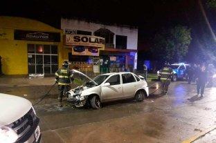 Automovilista lesionado tras fuerte choque en Av. Peñaloza