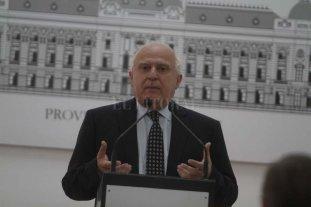 """""""Mi reelección no ha sido ni va a ser el eje del debate de la reforma"""""""