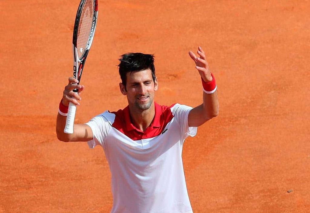 Djokovic debutó en Montecarlo con una gran victoria. Crédito: Info7
