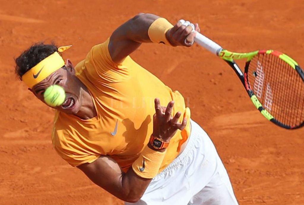 Nadal ya tiene rival para debutar en Montecarlo