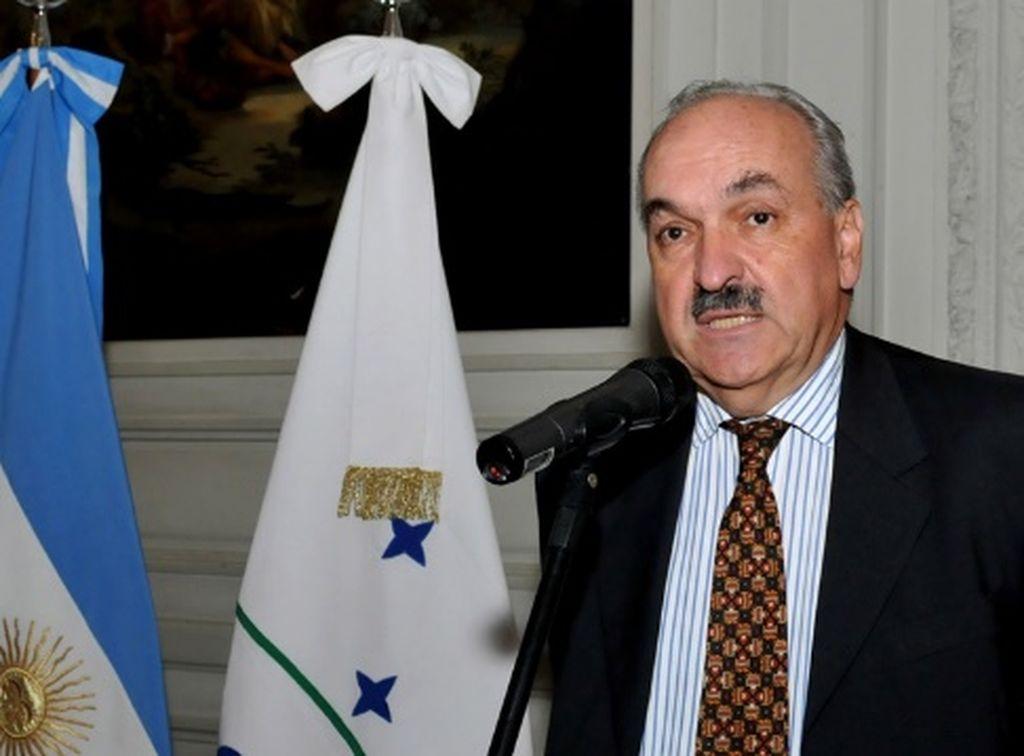 Pedro Villagra Delgado <strong>Foto:</strong> Télam