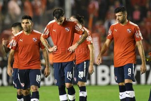 Independiente no pudo con Corinthians