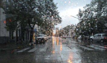 Mirá por dónde circular en esta jornada de lluvia