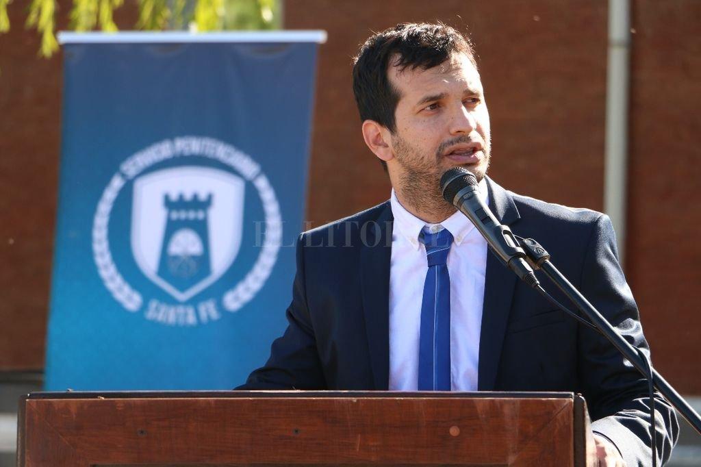 """""""Por el tipo de delito los lugares son Coronda o Piñero"""", dijo Juan Martínez Saliba, director del Servicio Penitenciario. <strong>Foto:</strong> Archivo."""