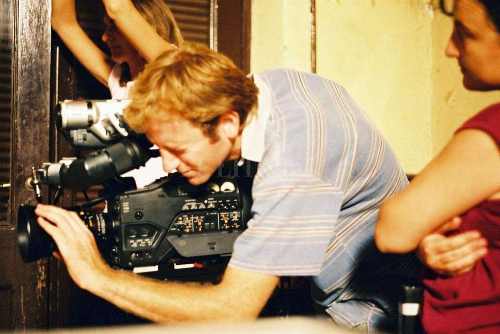 La participación en la filmación de películas les da a los estudiantes la posibilidad de afianzar su experiencia a través de la práctica directa. <strong>Foto:</strong> Gentileza Taller de Cine de la UNL