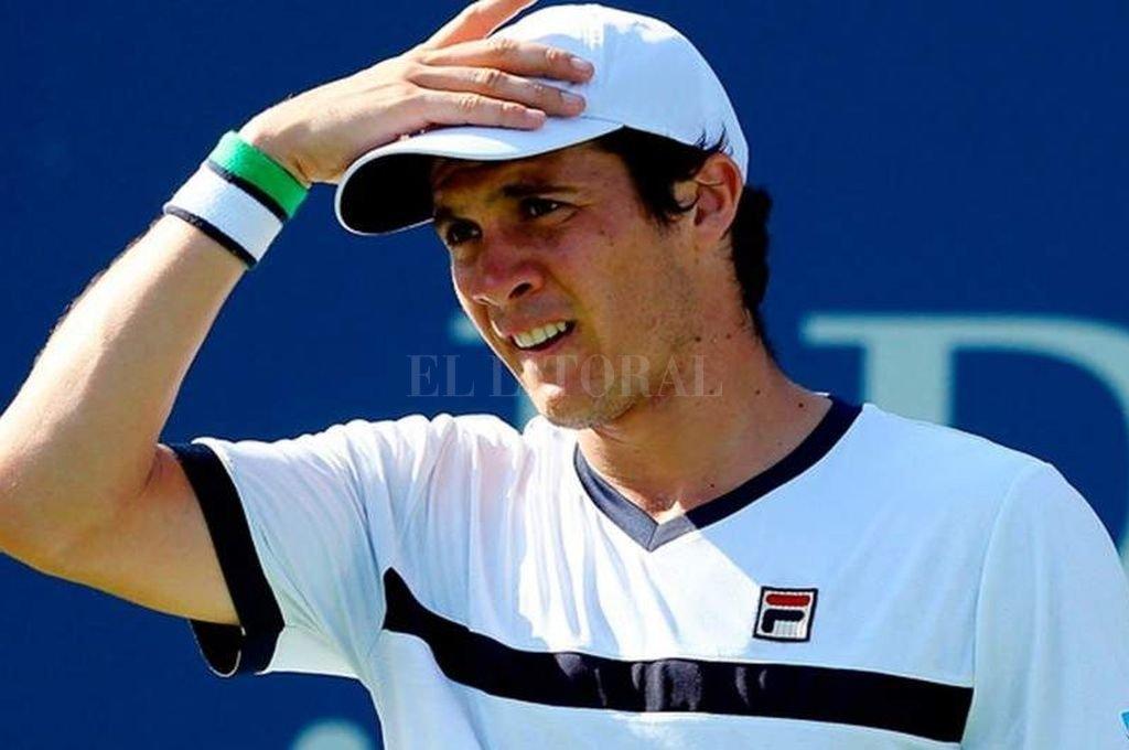 Evo felicita a tenista boliviano Hugo Dellien por primer título en EEUU
