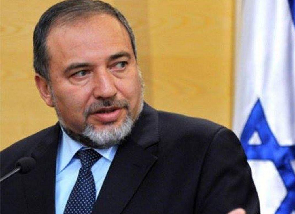 El ministro de Defensa israelí, el ultraderechista Avigdor Lieberman. Crédito: Internet