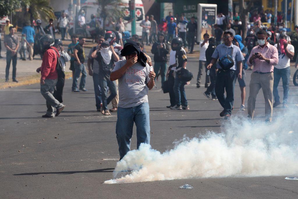 Las protestas se cobraron la vida de varias personas. Internet