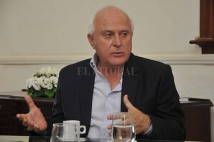 """Lifschitz: """"Trasladan el costo político de medidas nacionales"""""""