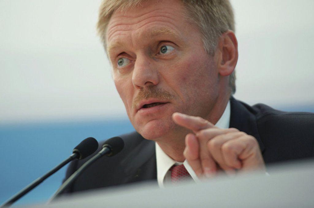 Dmitri Peskov. <strong>Foto:</strong> Internet