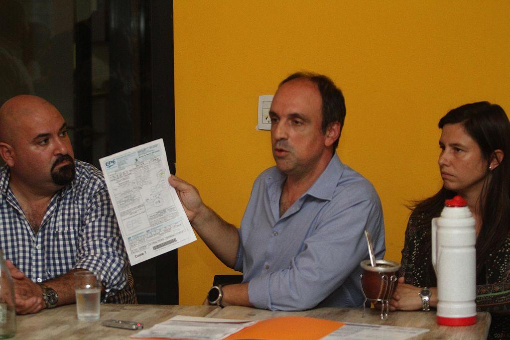 José Corral. Menos recursos monetarios; más crédito político. <strong>Foto:</strong> Archivo