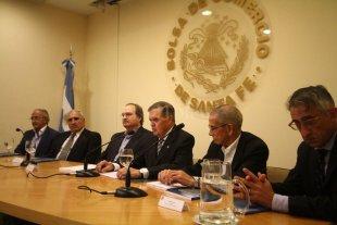 Ulises Mendoza fue elegido presidente de la BCSF