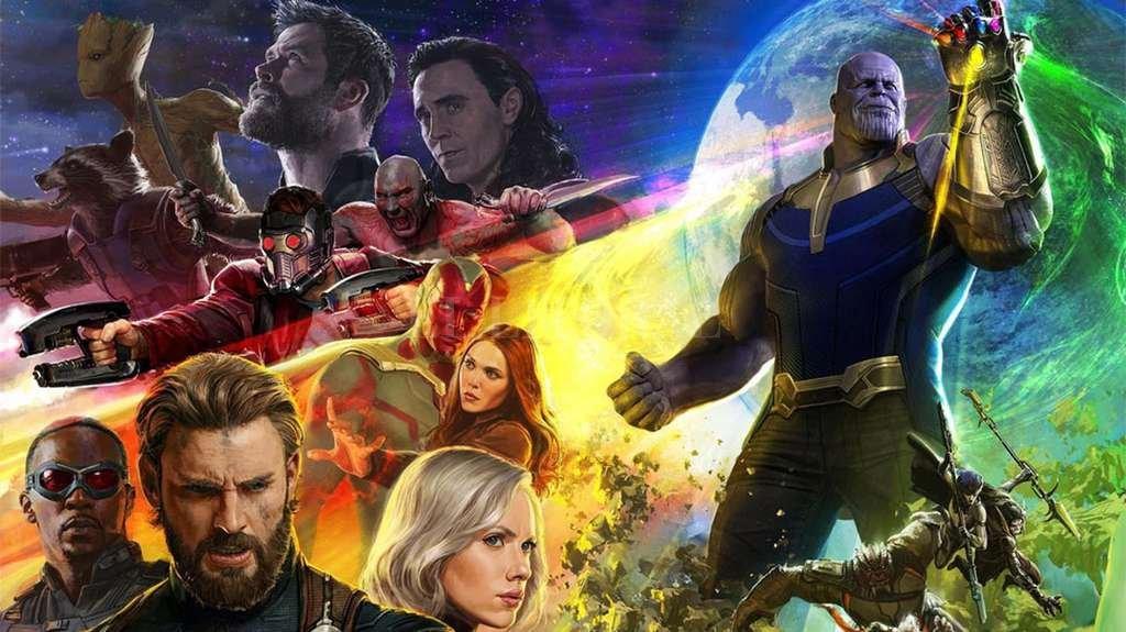 Thor, el Capitán América, la Viuda Negra, los Guardianes de la Galaxia y más héroes tendrán que arriesgarlo todo antes de que Thanos destruya el universo. <strong>Foto:</strong> Gentileza Marvel Studios