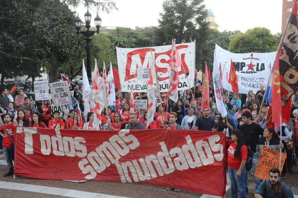 Como cada año, el 29 de abril se realizará la manifestación en la Plaza 25 de Mayo Luis Cetraro