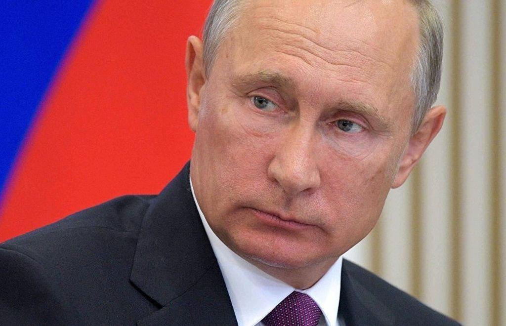 Vladimir Putin, presidente de Rusia. <strong>Foto:</strong> Internet