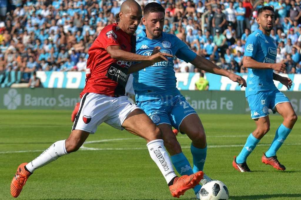 EN VIVO Superliga: Belgrano le gana a Colón en Córdoba