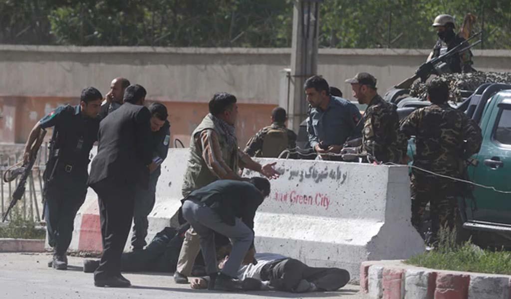 Mueren 11 niños en ataque suicida en sur de Afganistán