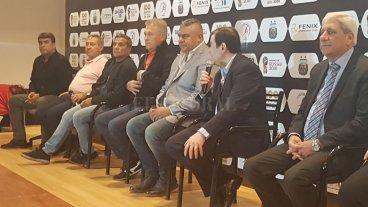 """""""Chiqui"""" Tapia estará en el lanzamiento 2018"""