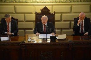 El gobernador convocó a una reforma progresista