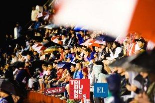 Tribuneros Unión: el Tate goleó a Talleres