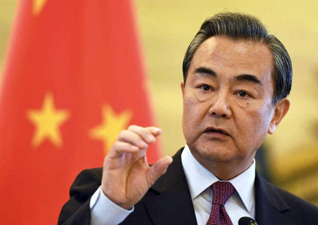 El ministro de Exteriores chino, Wang Yi. Crédito: Internet