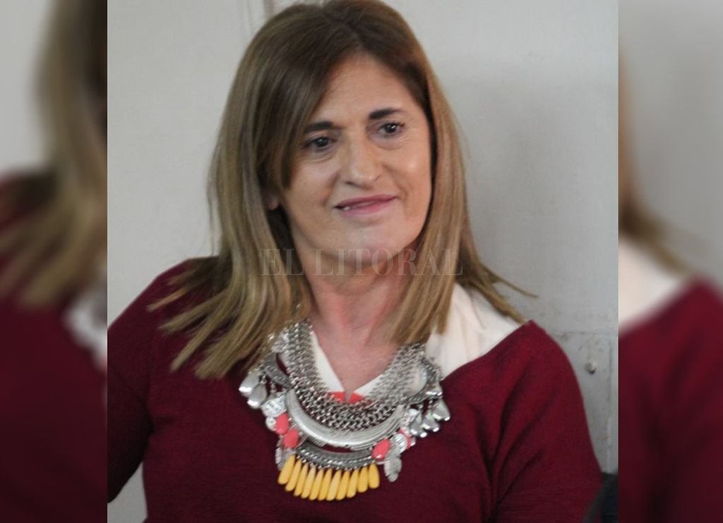 Adriana Molina, secretaria ejecutiva del Ente de Coordinación del Área Metropolitana (ECAM). Crédito: El Litoral