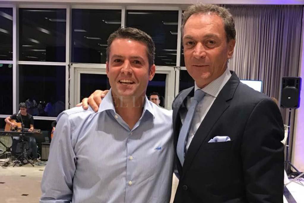 Agustín Calleri es el nuevo presidente de la Asociación de Tenis