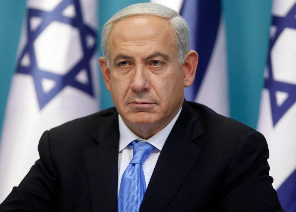 El primer ministro israelí, Benjamin Netanyahu. <strong>Foto:</strong> Internet