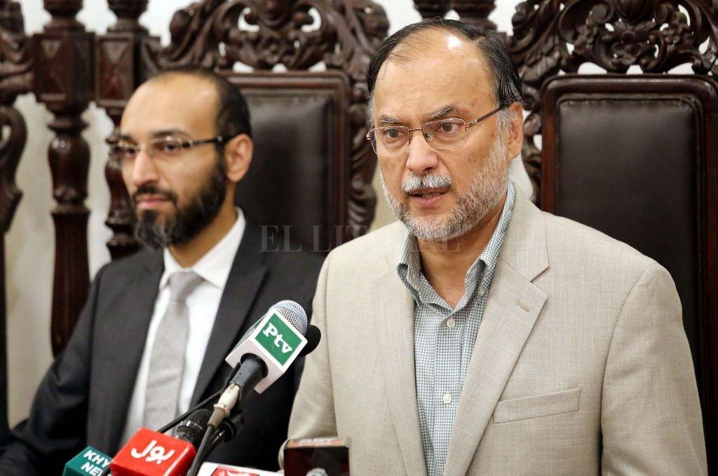 Balearon Al Ministro Del Interior Pakistan El Litoral