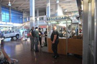 Una amenaza de bomba alteró la actividad de la terminal