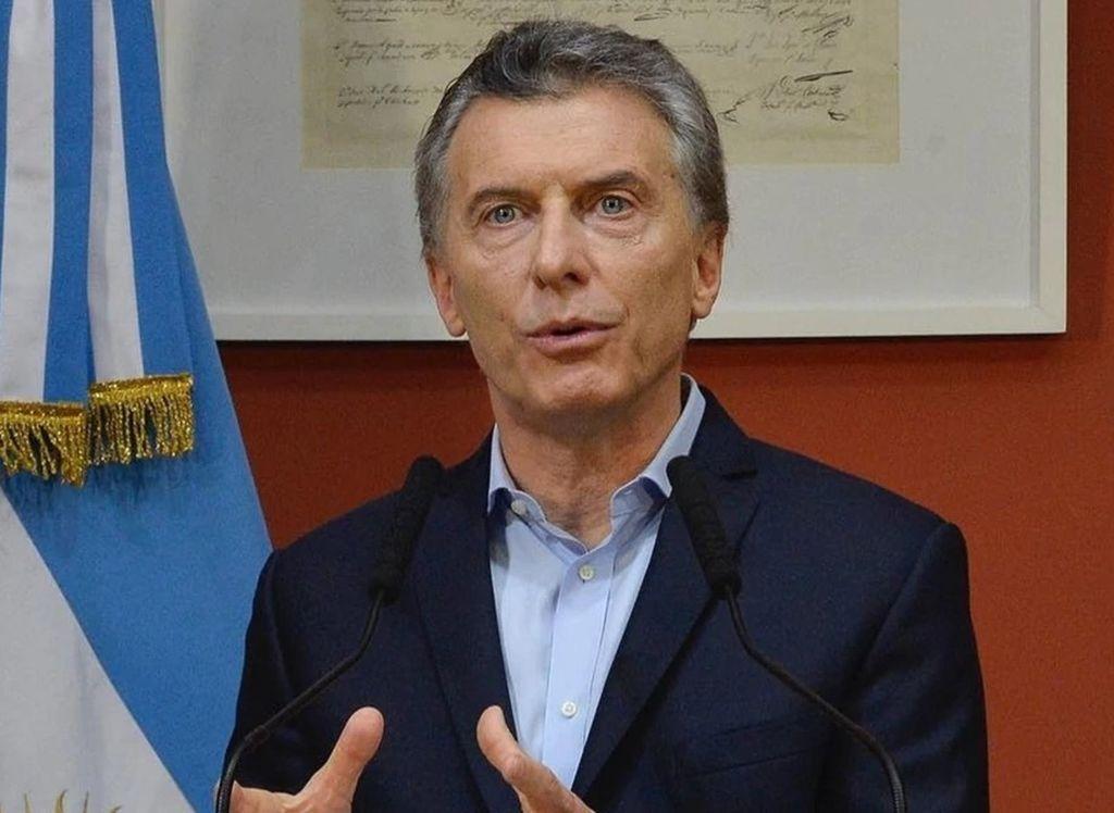 Mauricio Macri volvió hoy a cuestionar a quienes proponen