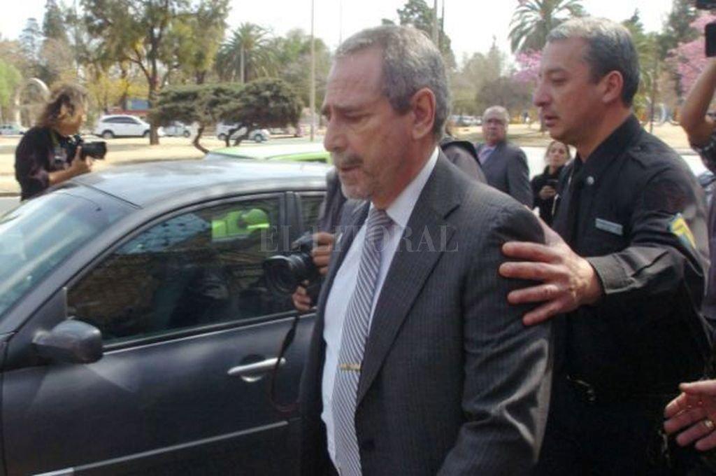 Elevaron a ocho años de prisión la condena para Ricardo Jaime