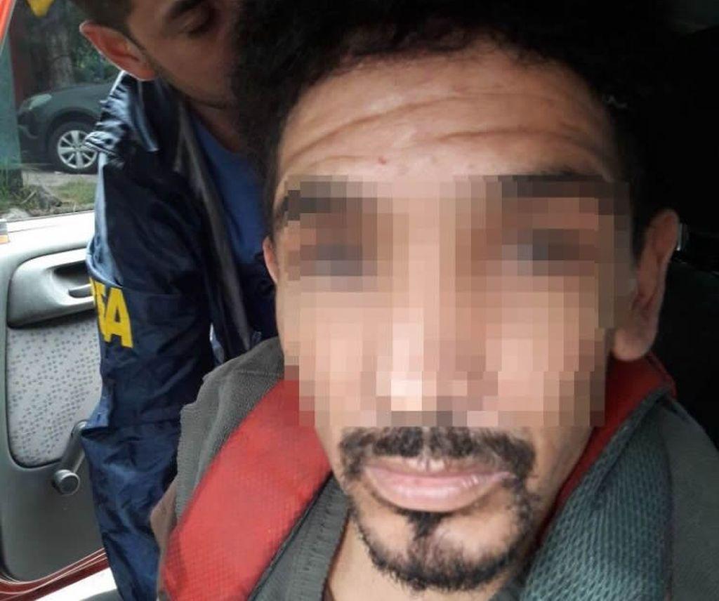 Sebastián Rodríguez estaba prófugo por el asalto a tiros de la comisaría de la localidad bonaerense de San Justo. <strong>Foto:</strong> Internet